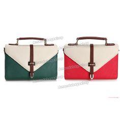 Korean Retro European and American Fashion Satchels Shoulder Bag