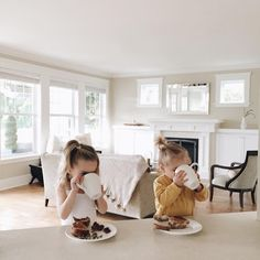 Breakfast with your sister