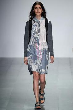 Christopher Raeburn Spring 2015 Ready-to-Wear Fashion Show: Complete Collection - Style.com