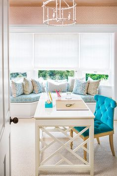 Best Of Turquoise Office Decor