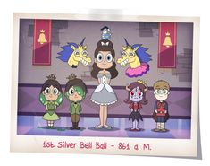 1st Silver Bell Ball - Photo by jgss0109