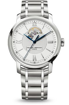 Discover the Classima collection of men's and women's watches designed by Baume et Mercier and find the perfect watch to wear. Baume & Mercier manufacturer of Swiss watches since Fine Watches, Cool Watches, Watches For Men, Luxury Watches, Rolex Watches, Anniversary Gifts For Husband, Watch Brands, Michael Kors Watch, Omega Watch