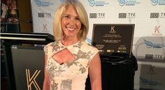 How successful women log off from work: Tracey Spicer.(Image via Instagram @traceyspicer.)