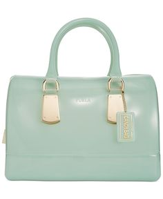 Furla Candy Satchel with Hardware
