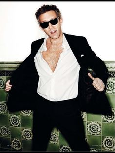 Vincent Cassel in the February 2014 issue of Italian Vanity Fair Vincent Cassel, Vanity Fair Italia, Five Star Hotel, Handsome, Blazer, Celebrities, Beautiful, Style, February 12