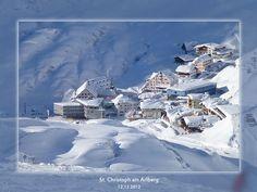 St. Anton am Arlberg in Tirol
