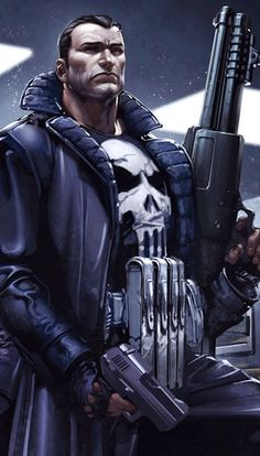 Punisher Clayton Crain