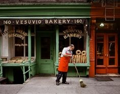 New York, NY - Our daily bread
