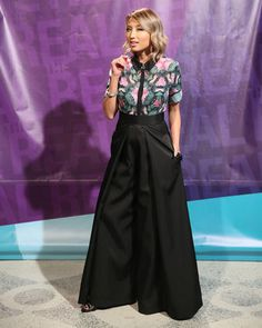 Style Breakdown: May 11 - 15, 2015 - The Real Talk Show Photo Gallery