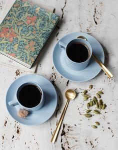 Recipe: Cardamom Coffee Kinfolk