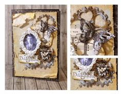Crafting ideas from Sizzix UK: Pete Hughes