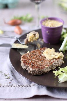 Steaks hachés maison savoureux