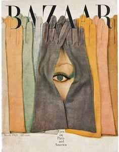 Diana Vreeland's Bazaar Photographs - Bazaar Covers by Diana Vreeland - Harper's BAZAAR
