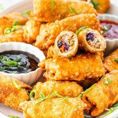 Creamed Spinach - Jo Cooks Best Chicken Recipes, Asian Recipes, Ethnic Recipes, Asian Foods, Oriental Recipes, Chinese Recipes, Shrimp Recipes, Chinese Food, Zucchini Corn Recipe