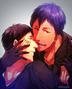 Bertholdt Hoover and his Yandere opposite