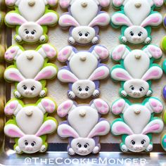 Multiplying Like Bunnies! ~ The CookieMonger ~ We can turn any idea into awesome cookies!  Located in Bakersfield, California.  We ship nationwide!  Email thecookiemonger@outlook.com for info.
