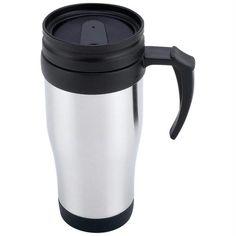 Maxam 16oz Stainless Steel Travel Mug