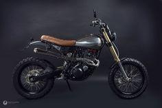 Yamaha XT 600 by Kentauros