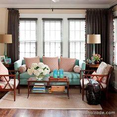 küçük oda dekorasyonu örnekleri