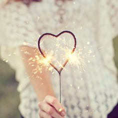 Today's #bigdeal is almost TOO fun. Our heart #sparklers are on #sale today only!! (Link to purchase in our bio!)