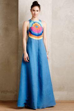 Chakra Maxi Dress - anthropologie.com