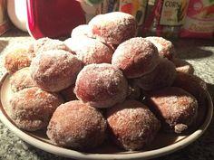 Recette de La véritable recette des PONCHKI (beignets polonais)