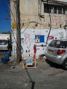 Shahar Sarig @3361 Gallery - Florentine, Tel Aviv