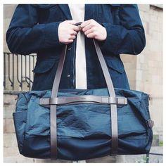 いいね!123件、コメント3件 ― Mismo | Bags | Backpacksさん(@official_mismo)のInstagramアカウント: 「The M/S Challenge is our first designated gym bag! The perfect holdall for the active lifestyle.…」