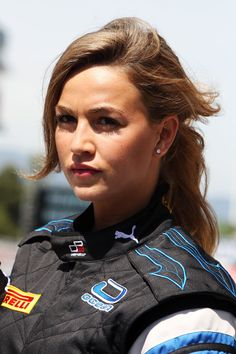 GP3: Carmen Jordá Buades | race driver | born 28 May 1988 | is a Spanish race car driver, who competed in the GP3 Series. She was born in Alcoy, Spain. 2013 season raced with Bamboo Engineering and finished 30th. http://en.wikipedia.org/wiki/Carmen_Jorda