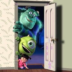 Monsters inc boo, disney monsters, disney pixar, Monsters Inc Boo, Mike From Monsters Inc, Disney Monsters, Disney And More, Disney Love, Disney Magic, Disney Art, Cartoon Wallpaper, Disney Phone Wallpaper