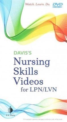 Davis's Nursing Skills Videos for LPN/LVN