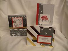 This month's featured paper collection is the beautifully elegant and festive Silver & Gold paper pack, just in time for making gorgeous hol...