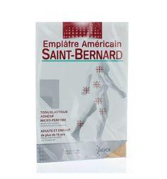 SAINT BERNARD Emplâtre américain, adhésif apaisant et chauffant Nursing, Saints, Breast Feeding, Nurses