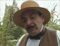 A retired Poirot tries his hand at Vegetable marrows. Human nature is more predictable though. Better to his liking.