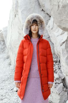 Quartz Co. Down Insulated Winter Jacket Made in Canada Switzerland Hotels, Netflix Documentaries, Cold Weather, Rocks, Campaign, Winter Jackets, Quartz, How To Make, Outfits