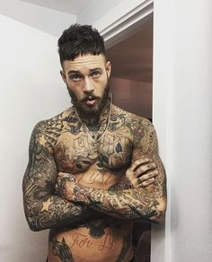 The sexy Billy Huxley