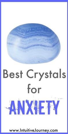 I hadn't thought about using healing crystals for anxiety. I will have to try this next time I become overwhelmed by anxiety. #anxiety #healingcrystals