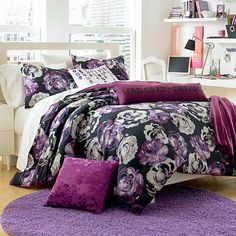 Steve Madden Brooke 4-5 Piece Comforter Set - BedBathandBeyond.com