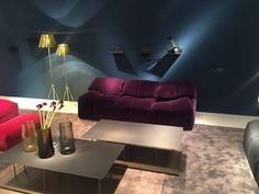 Plumy Sofa by Annie Hiéronimus for Ligne Roset