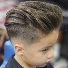 Top Coolest Quiff Haircut And Hairstyles For Boys In 2019 Boy Haircuts Short, Cool Boys Haircuts, Little Boy Haircuts, Stylish Haircuts, Round Face Haircuts, Kids Hairstyles Boys, Quiff Haircut, Quiff Hairstyles, Short Hair Cuts