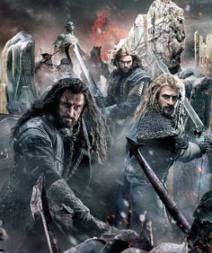 The Hobbit: The Battle of the Five Armies Banner Teases Returning Characters (click through to see full image)