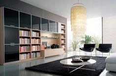 Modern Living Room Design Ideas   Contemporary Living Room Decorating Ideas listed in: Decorating ...