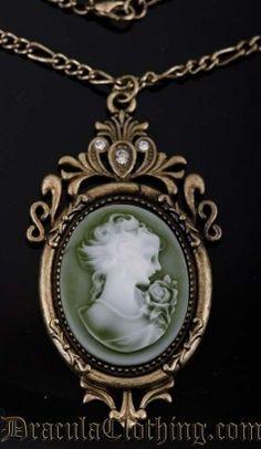 Cameo Jewelry - $16.00