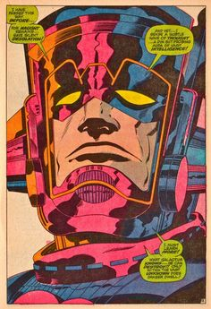 Thor #160, composed and illustrated by Jack Kirby