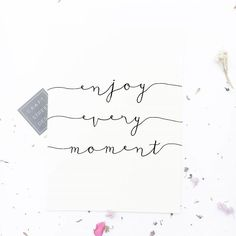 Enjoy Every Moment ! —- Shop all quote prints at CraftStreetDesign…. They make thoughtful and meaningful gifts for you and for someone you know Source by inspirationalqm Bed Quotes, Wise Quotes, Quotes To Live By, Inspirational Quotes For Kids, Motivational Quotes, Positive Quotes, Quote Posters, Quote Prints, Reminder Quotes