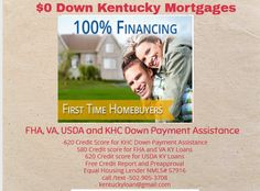 77 Best Kentucky Grants First Time Home Buyer Loan Programs Images