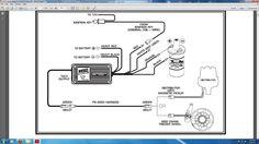 digital msd wiring diagram