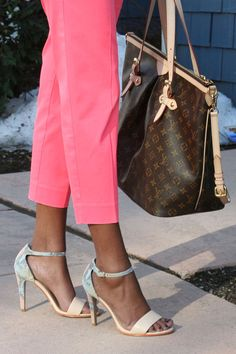 2013 Spring Fashion Trend: Ankle Strap Shoes  Love these shoes!