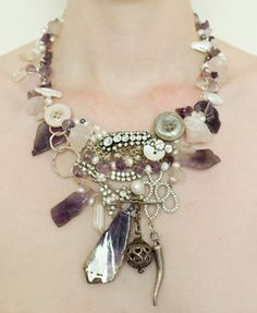 fabulous recycled jewellery by Little Glass Clementine