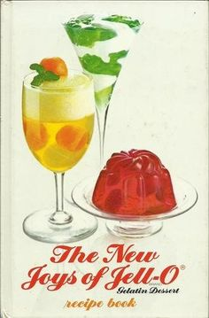 The New Joys of Jell-O Recipe Book (Third Edition) by Jell-O Kitchens (3rd edition, 1975), http://www.amazon.com/dp/B000LUUGYY/ref=cm_sw_r_pi_dp_nO5wrb1JKCHS1